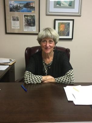Mayor Margaret Blackman