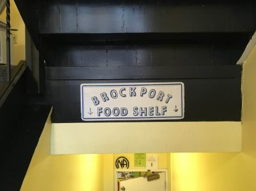 Brockport Food Shelf
