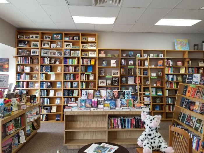 Bookstore life